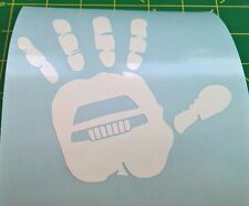 Jeep Wave Grand Cherokee - WJ - Vinyl Decal for Jeep