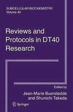 Reviews and Protocols in DT40 Research: Subcellular Biochemistry, All Amazon Upg