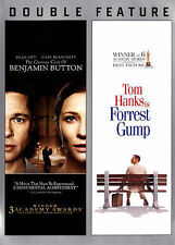 The Curious Case of Benjamin Button/Forrest Gump (Dvd, 2014, 2-Disc Set)
