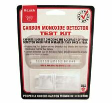 Heuck Carbon Monoxide Detector Test Kit - (Home Gas Safety) **** FREE SHIPPING!!