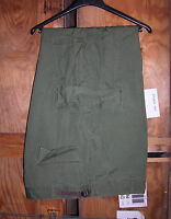 GENUINE VERY RARE US ARMY / USMC VIETNAM 1967 POPLIN JUNGLE PANTS EXCELLENT XLR