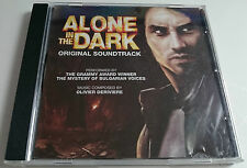 Alone in the dark : Soundtrack/OST  [Collector - Ps3/Xbox360/PC]