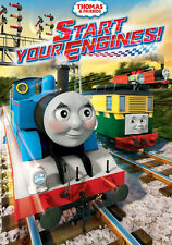 Thomas & Friends-start Your Engines [dvd] (Universal) (mcad58175169d)
