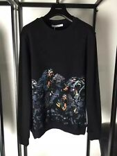 Givenchy Black Monkey Brothers Sweater  Size M