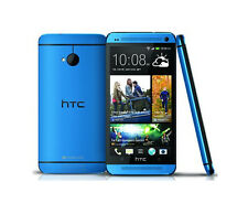"Nuevo HTC One M7  4.7"" Quad-core Android OS 32GB 4MP Libre TELEFONO MOVIL Azul"