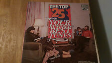 The Top 25 from your hundred best tunes record. BBC LP vinyl Classical Orchestra