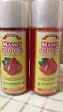 2 PACK MAMEY SEED OIL SHAMPOO 16 FL OZ EACH ACEITE DE HUESO DE MAMEY PLANTIMEX