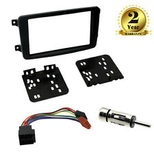 Mercedes C Class W203 (2000-2004) Double Din Car CD Stereo Fascia Fitting Kit