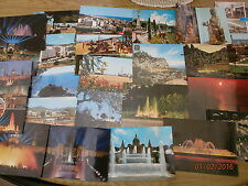 Vintage postcards SPAIN Bundlle Collection Of 25 colour used and unused