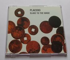 Placebo - Slave to the Wage CD Single Brian Molko Indie Rock Britis Maxi CD MCD