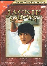 The Jackie Chan Collection (DVD, 1999) ~  NEW ~ FACTORY SEALED!