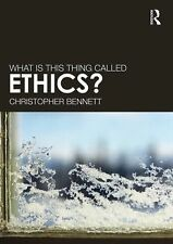 What is this thing called Ethics?-ExLibrary