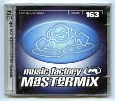 Music Factory Mastermix 163 - Double CD - Texas, Westlife, Dave Morales etc