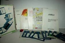 SUITE SOFTWARE COMMODORE AMIGA CTO VARI E MANUALI USATO AMIGA ITA PAL FR1 39049