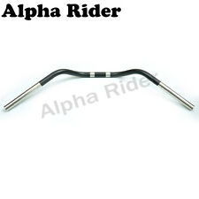"1""  25mm Drag Style Bar Handlebar For Bobber Bike Custom Chopper Bobber Cafe"