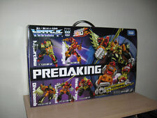 Takara Tomy Transformers Predaking 2010 Reissue Box Set MISB