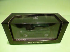 MINICHAMPS 1:43 VW VOLKSWAGEN GOLF PLUS - 2004 GREEN - MINT CONDITION IN BOX