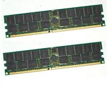 NOT FOR PC/MAC! HP ProLiant ML350 G4p Server Memory 4GB 2X2GB PC2-3200