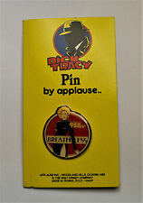 Disney Dick Tracy Pin Badge by Applause Metal on Card Madonna as Breathless