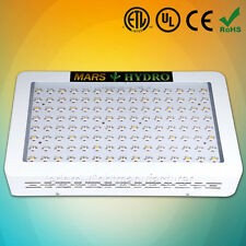 600W LED Grow Light Panel Lamp Full Spectrum Indoor Plant Veg Flower Hydroponic