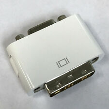 Original Apple Mac Mini DVI (Female) to VGA (male) adapter 603-6438 922-6675