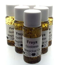 Freya Goddess Herbal Infused Botanical Incense Oil