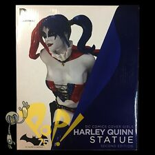 DC Comics COVER GIRLS Statue HARLEY QUINN Collectibles 2nd SECOND Edition!