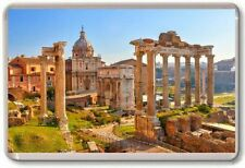 Roman Forum, Rome Fridge Magnet 01