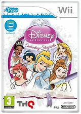 Wii uDraw Tablet erforderlich Disney Prinzessin Bezaubernde Geschichten NEU