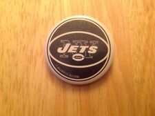 "NEW YORK JETS NFL TEAM 2"" SOUVENIR BUTTON PIN PIN-BACK"