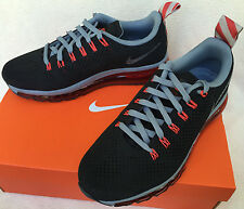 Nike Air Max Motion 631767-002 Black Chilling Marathon 360 Running Shoes Men's 7