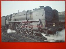 PHOTO  BR RIDDLES BRITANNIA 4-6-2 LOCO NO 70036 BOADICEA