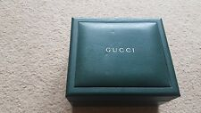 RARE VINTAGE GUCCI MARBLE STIRRUP CLOCK -   In box