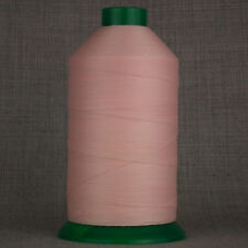 BONDED NYLON SEWING THREAD 20s 1,500mtr PINK 20 TKT 150 TEX LEATHER REPAIR OXLEY