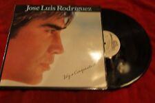 JOSE LUIS RODRIGUEZ - Voy A Conquistarte 1984 PROMO (EX/EX-) B