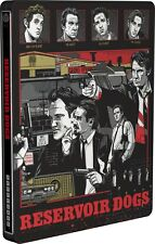 Reservoir Dogs – Mondo X Steelbook - Zavvi Exclusive Limited Edition Steelbook