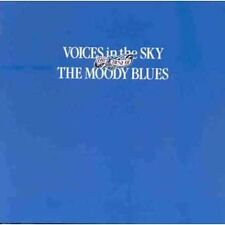 MOODY BLUES VOICES IN THE SKY BEST OF CD NEW