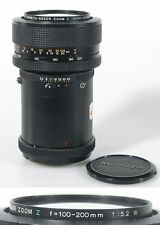 MAMIYA RZ 100-200MM F5.2 ZOOM LENS WITH FRONT CAP