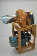 New Grain Grinding Machine Commercial Corn Powder Making Machine Grain Crusher