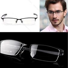 Black NEW Pure Titanium men glasses optical frames spectacle Eyeglass #F frames