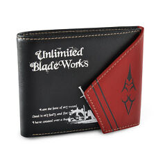 Fate/Stay Night Archer Emiya Cosplay Leather Wallet Gift