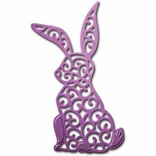 SPELLBINDERS BUNNY RABBIT CUTTING DIE D-LITES - NEW 2015