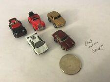 Micro Machines European Coll. Mercedes SC Lamborghin Countach Jaguar (1988) V4