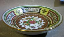 1950s Chinese Jingdezhen hand painted dish