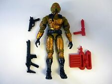 GI JOE BLOWTORCH Action Figure COMPLETE 3 3/4 C9+ v2 2002