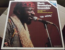 MUSIC REVELATION ENSEMBLE NO WAVE - GERMAN PRESS - 1980 MOERS MUSIC EXCELLENT+