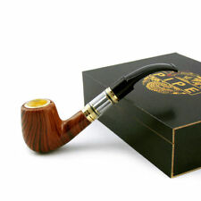 618 E Pipe Vaporizer Vapor Battery Charger Imitate Solid Wood Old-fashioned