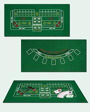 Las Vegas BLACK JACK CRAPS GAME SET Casino Party 1920's GATSB Gambling party