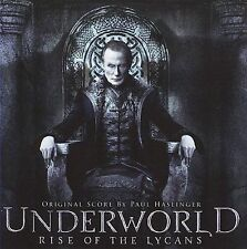 Underworld: Rise of the Lycans [Original Score] * by Paul Haslinger (CD,...