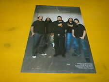 THE DEFTONES - Mini poster couleurs !!!!!!!!!